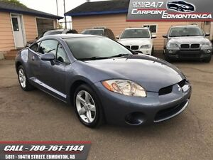 2007 Mitsubishi Eclipse GS 5 SPEED ONLY 78970 KMS!!!  - local -