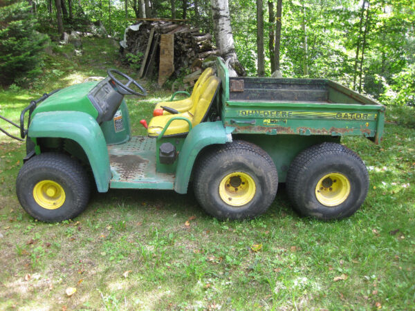 john deere 6x4 for sale canada. Black Bedroom Furniture Sets. Home Design Ideas