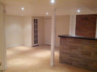 1 bedroom basement in family home - all inclusive