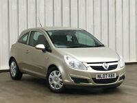 Vauxhall/Opel Corsa 1.2i 16v ( a/c ) 2007MY Club