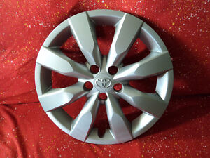 Four brand new condition 16 inch Original Toyota wheel covers