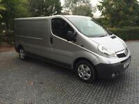 2011 (61) Vauxhall Vivaro 2.0CDTi ( 115ps ) ( Euro IV ) 2900 LWB Silver
