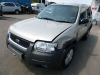 Ford Maverick 3.0 auto XLT DAMAGED REPAIRABLE SALVAGE