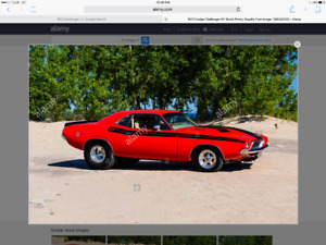 SOLD 1973 Challenger R/T SOLD