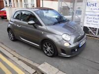 Abarth 500 1.4 T-Jet Grey 2014
