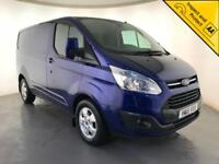 2015 FORD TRANSIT CUSTOM 290 LIMITED E-TECH DIESEL 1 OWNER SERVICE HISTORY