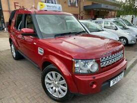 image for 2013 Land Rover Discovery 3.0L 4 SDV6 XS 5d AUTO 255 BHP Estate Diesel Automatic