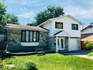 Impeccable Split-level with Big Patio and Pool