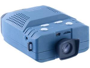 Nachtsichtgerät mit 5 X Vergrößerung +microSD-Aufnahme,Fernglas,Mini USB