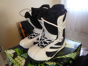 Morrow Size 11 Snowboard Boots