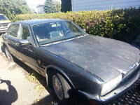 1992 Jaguar XJ6 sovereign Berline