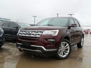 2019 Ford Explorer LIMITED 3.5L V6 300A