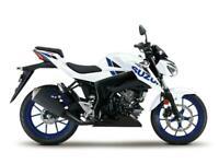 New pre-reg Suzuki GSX-S125, GSXS 125 GSXS125 save 400