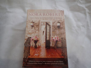 Nora Roberts Trilogy of Books