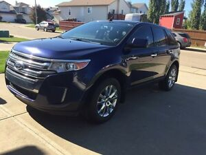 2011 Ford Edge SEL - leather, remote start, sunroof