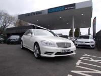 Mercedes-Benz S350 3.0TD BlueTEC ( s/s ) 7G-Tronic Plus 2013MY S350