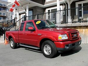 2011 Ford Ranger Sport / 4x2 / Low KM's / Great Condition