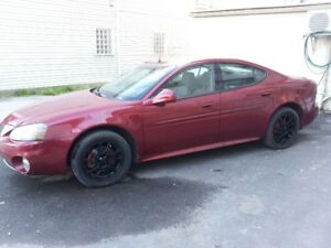 2004 Pontiac Grand Prix Berline