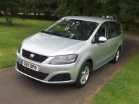 Seat Alhambra Diesel Auto 7 seater