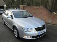 2011 (61) SKODA SUPERB 2.0 TDI S (140) DSG AUTO + JUST 76,000 MILES