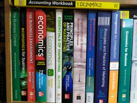 Academic Business Management books