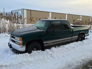 chevrolet cheyenne 1500 1998 small block chevy