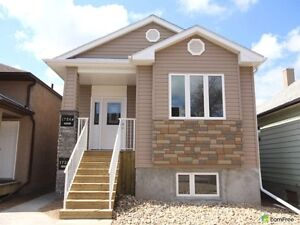 Downtown brand new 3 bedrooms suiteA, OR B  for rent