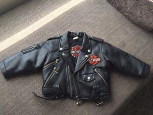 Harley Davidson Leather Jacket 3T