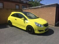 Vaxuhall corsa limited edition 1L