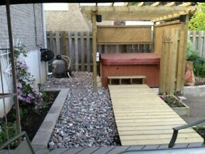 Fences, Decks, Interlock and Post Holes