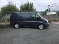 Ford Transit 2.2TDCi ( 125PS ) ( EU5 ) 280S ( Low Roof ) 280 SWB Trend grey 2012