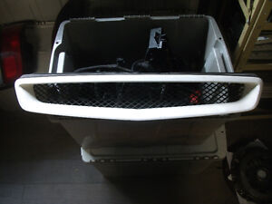 Front Grill Civic Type-r Jdm grille avant civic type-r jdm 99-00