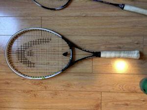 Raquette de tennis en très bon état