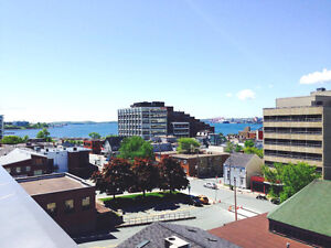 Amazing Highend 1BR +DEN Downtown Dartmouth Condo- Water Views!!