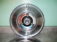 1966 Chrysler 300 hubcaps