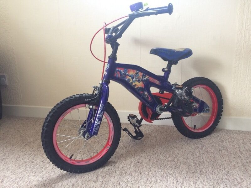 BOY BIKE20in AberdeenGumtree - Bike for boy between 4 7 years old everything work perfect , its quite new , great condition , if need it l can deliver It as well but cost you extra £10