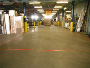 Warehouse Space for Lease in Edmonton !