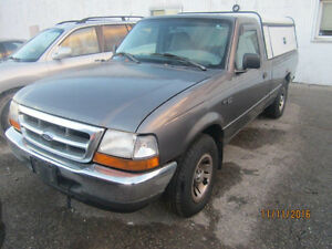 LAST CHANCE FOR PARTS! 1998 FORD RANGER @ PICNSAVE WOODSTOCK!