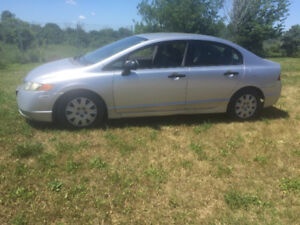2006 honda civic 5 speed manual certified