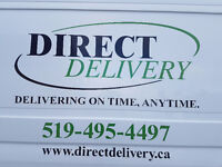 Local Courier Company looking for driver
