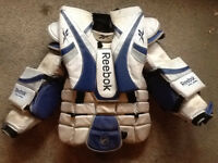 Reebok Goalie Chest Protector