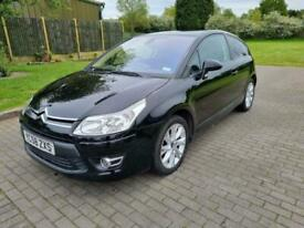 image for 2008 Citroen C4 1.6 HDi 16v VTR+ EGS 3dr (DPFS) Coupe Diesel Automatic