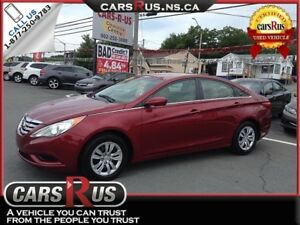 2012 Hyundai Sonata GL.....Includes 4 FREE winter tires!!