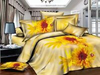 Double bedding set 3D with sheet, BRAND NEW, was £22, now 15, flowers, tigers and more ...