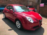 2010 Alfa Romeo MiTo 1.4 16V Lusso 3dr HATCHBACK Petrol Manual