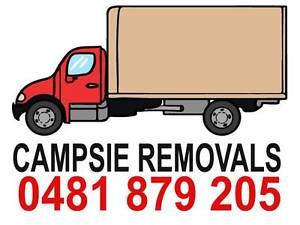CAMPSIE REMOVALS Canterbury Canterbury Area Preview
