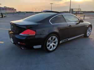 """BMW 650i  """"Very clean vehicle with excellent condition"""""""