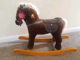 John Lewis rocking horse