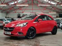 2017 Vauxhall Corsa 1.4 SRI ECOFLEX 3d 74 BHP Hatchback Petrol Manual