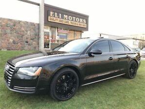 2011 Audi A8 Premium | Navigation | Backup Cam |Parking Sensors